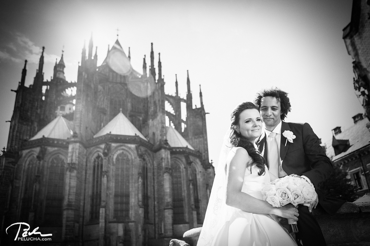wedding prague castle