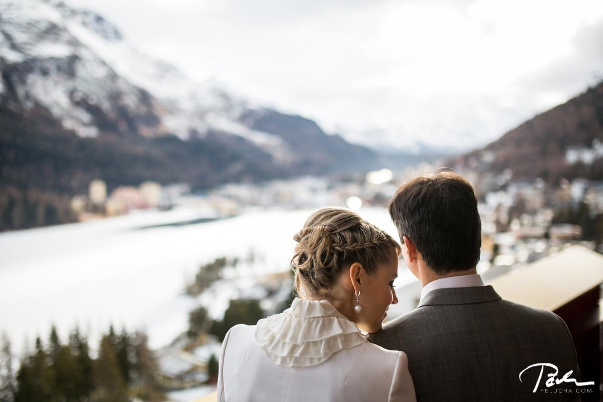 wedding st. moritz