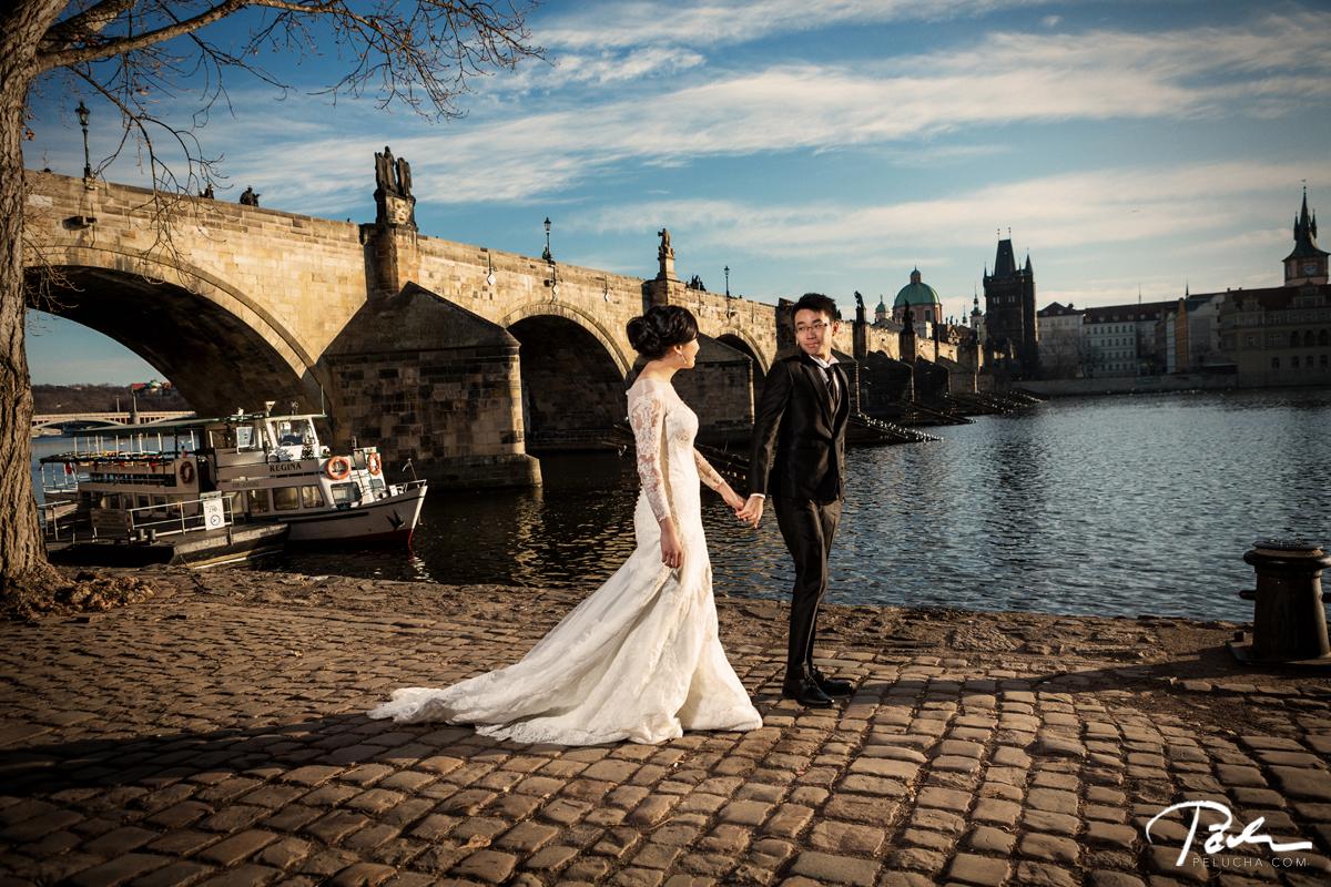 Pre wedding Prague