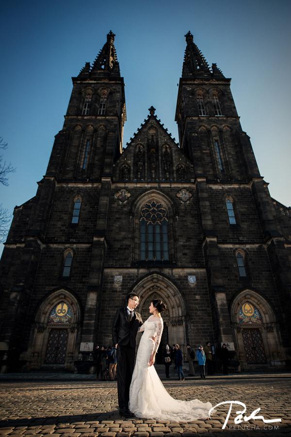 Pre wedding Vysehrad