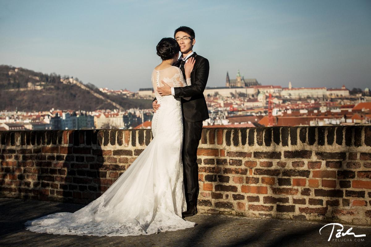 Pre wedding Prague 13