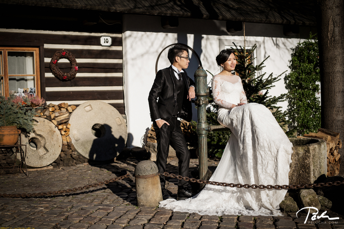 Pre wedding Prague 19