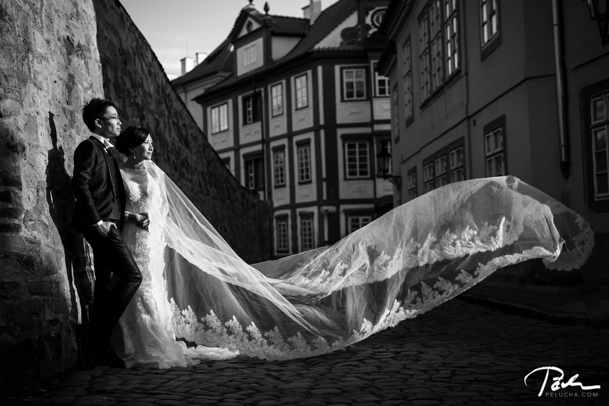 Pre wedding Prague