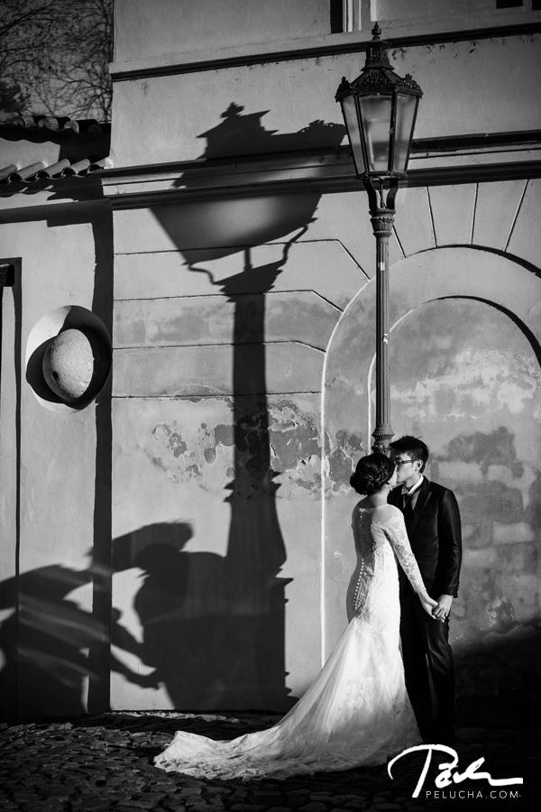 Pre wedding photo Prague
