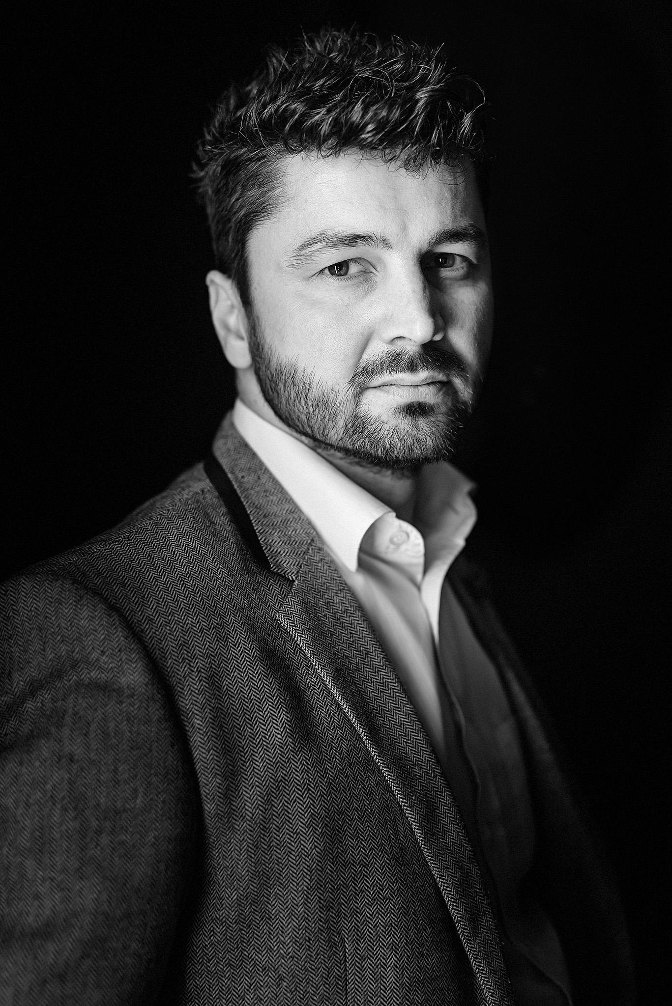 Professional Business Portrait Photography - Executives