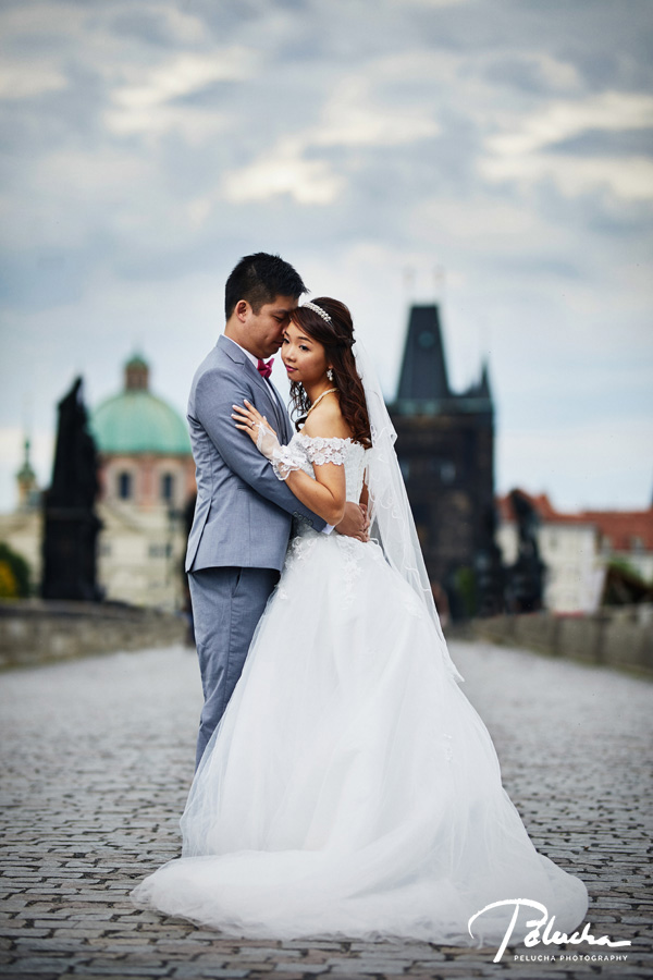 Prague Pre Wedding Photo Shoot In June Prague Wedding Photographer