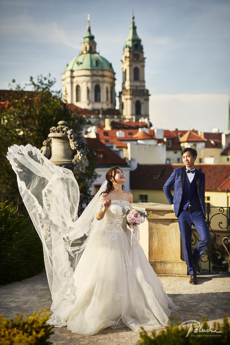 pre-wedding prague