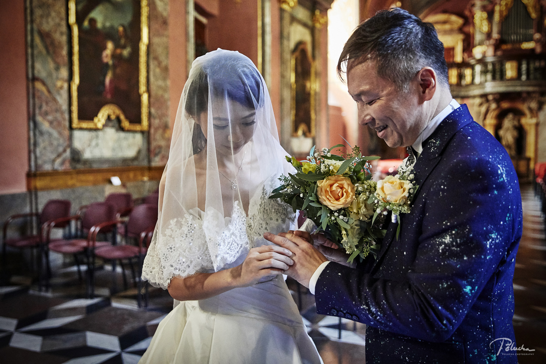 Getting married in Prague
